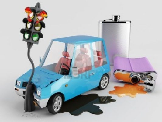 Alcoholemias y accidentes de tráfico